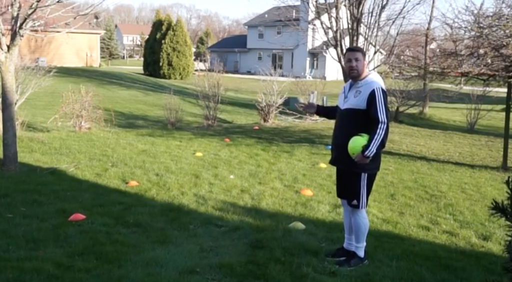 Juggling Challenge.