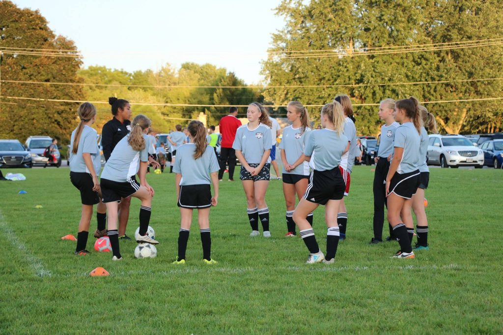 Pewaukee Sussex United has well trained, experienced soccer coaches.
