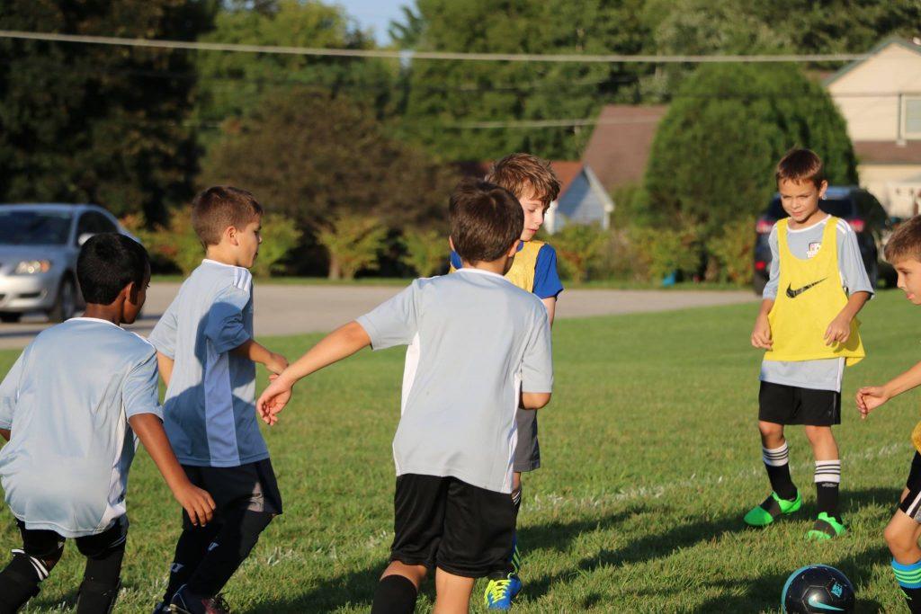 PSU rec soccer program.