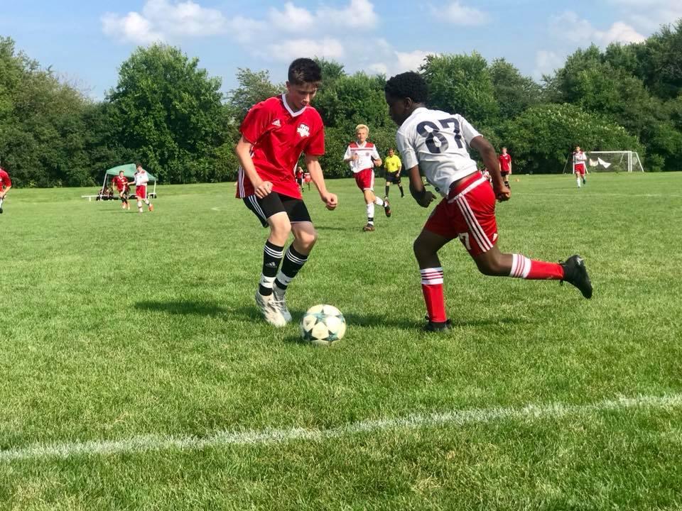 Select soccer program at PSU.